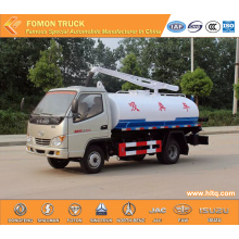 T·KNG fecal suction truck light truck euro2 2000L