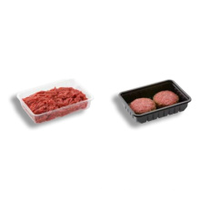 Export Standard PP/Pet Fresh Meat Tray Packaging for Fresh-Keeping