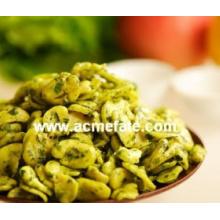 Grüne Meerespflanze Fava / Bohne