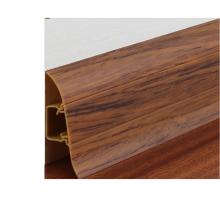 Polystyrene Pvc flooring accessories cheap pvc skirting