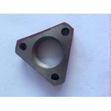 Accesorio del dispensador de combustible Acero de hierro Fundición de triángulo Brida de ángulo de hierro