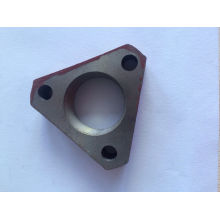 Fuel Dispenser Accessory Iron Cast Triangle Flange Iron Angle Flange