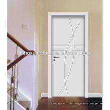 Puerta de la habitación del hotel, puerta de la habitación del apartamento