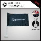 Silk Screen Print Car Flags