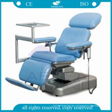 AG-XD107 Blutentnahme Phlebotomie Ausrüstung Spende Stuhl Krankenhaus verwendet