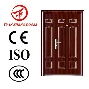 Menor preço a Steel Double Door na China Making