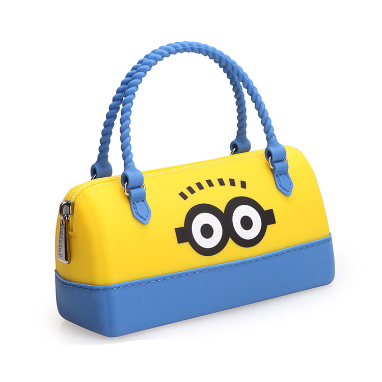 silicone purse handbag