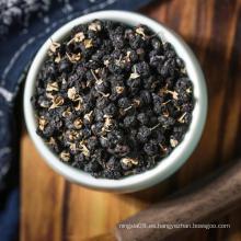 2018 Nueva llegada secada Black Goji Berry Ningxia