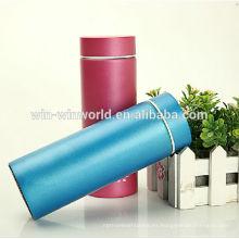 Tapa de la botella de vacío de doble capa hermética práctica de moda