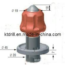 Foundation Road Milling Bits/Cutter Teeth W6sgr