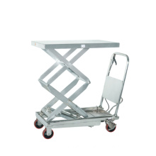Xilin 150kg 300kg 500kg 350kg Hydraulic Double Scissors Stainless steel Lift Table