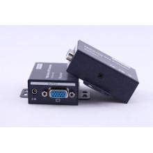 Extensor de 100 m VGA sobre Cat5 / 5e / 6 VGA a UTP Extender