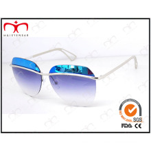 New Design and Fashion UV400 Metal Sunglasses (KM15031)