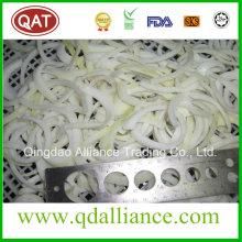 Frozen Onion Dice les tranches d'oignons avec certificat Brc