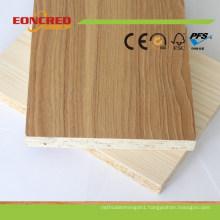 All Kinds Wood Grain Color Melamine Particle Board