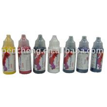 Set de pigmento de tinta de tatuaje completo 7 colores 1oz