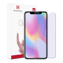 Protector de pantalla KANTOU Anti-Blue Light para iPhone X