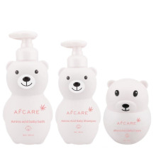 OEM Refresh Herbal Mild Formula Skin Cleaning Nourishing Baby Body Wash Aloe Vera Kids Shower Gel