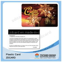 Cr80 PVC Plastic Card Printing