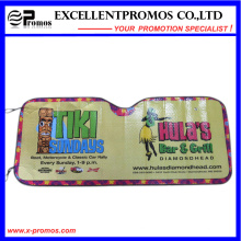 Logo personnalisé personnalisé Pare-soleil en carton en nylon à l'épreuve de l'air imprimé (EP-CS1018)