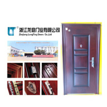 Factory Price Steel Security Door