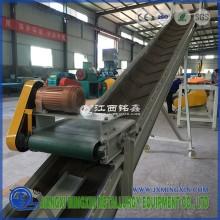 Black Carbon Steel Belt Conveyor Machine