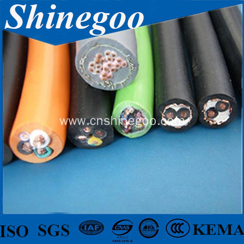 Electric Drill Mine Cables with CCC approval