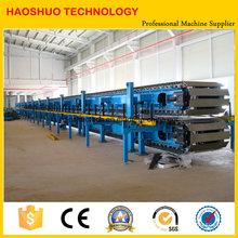 Caterpillar Type PU Sandwich Panel Production Line