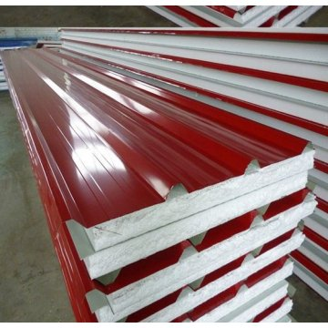 High density EPS sandwich panel