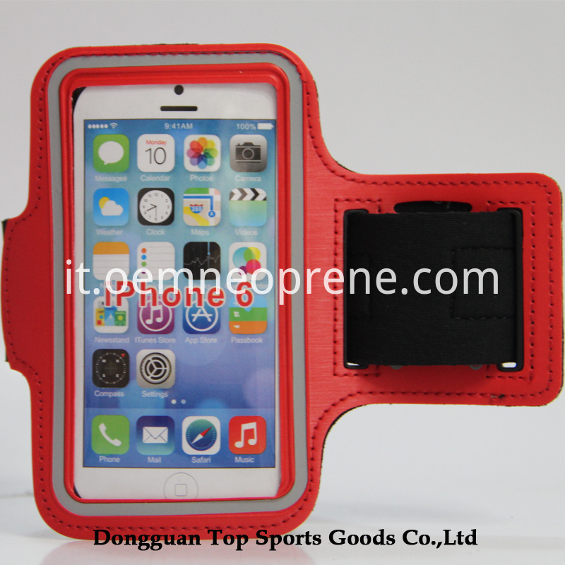custom waterproof smartphone armband