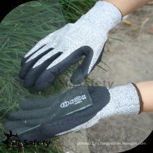 SRSAFETY латексная перчатка, устойчивая к перчатке, с вырезом 3