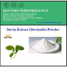 Fabricación Suministro de extracto de Stevia (Stevioside) en polvo