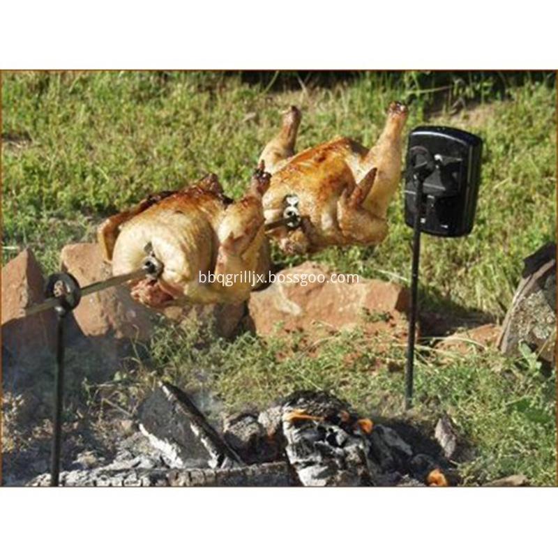 Campfire Rotisserie
