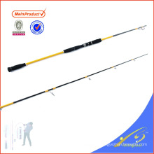 SJCR112 Chine Fournisseur Top Vente Fiber De Carbone Canne À Pêche Lente Jigging Rod