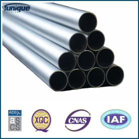 Supplier of ASTM B338 Seamless Titanium Tube
