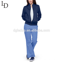 Hospital ladies fit comfortable nurse uniform for women