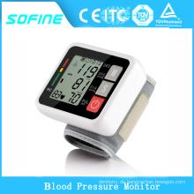 Gesundheitswesen Automatischer Digital-Handgelenk-Blutdruck-Monitor