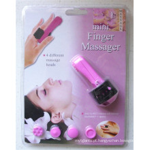 Massageador de dedo elétrico portátil Mini amassar