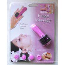 Portable eléctrico amasado Mini dedo del masaje