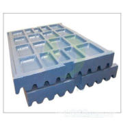 ball mill liners spare parts