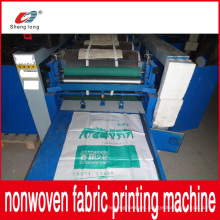 China Supplier PP Plastic Non Woven Fabric Bag Printing Machine New Arrivals