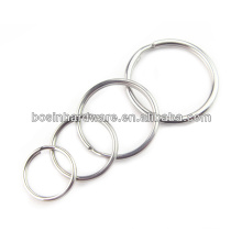 Good Quality Low Price Metal Various Size Stainless Steel Split Ring
