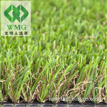 Fire Resistant Artificial Grass Landscape Turf Used in The Factories