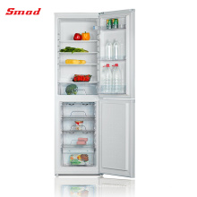 259L R600a Double Door Frost Free Fridge With A+ Class