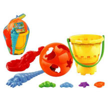 Juego de verano para niños juego plástico arena de juguete de playa (h1404209)