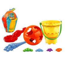 Ensemble d'été pour enfants joué en plastique de plage de sable (H1404209)