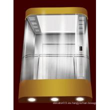 SGS aprobó ascensor panorámico para la venta