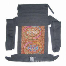 Useful Canvas Baby Carrier, Made of Canvas, Customized Sizes and Colors are Welcome