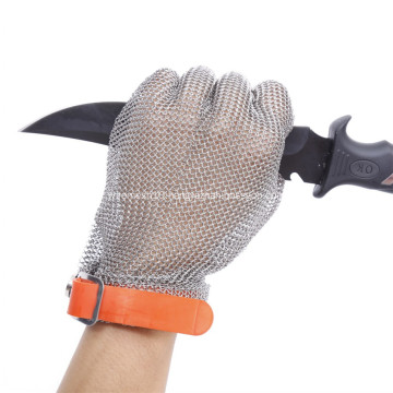 Protective Stainless Steel Gloves