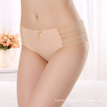 Silky Roupa de mulher sem costura Sexy Calças transparentes